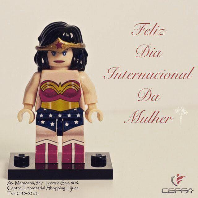 A equipe do CEFFA gostaria de parabenizar todas as mulheres pelo dia de hoje! #CEFFA #diainternacionaldasmulheres