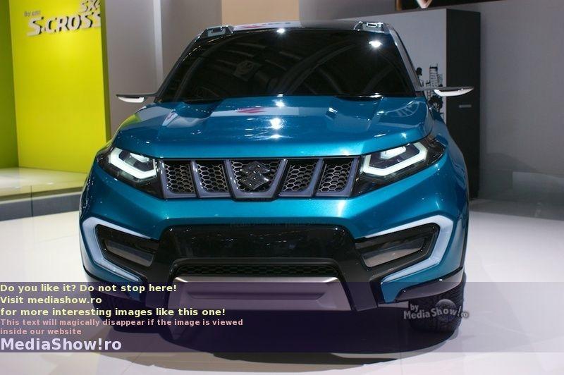 Suzuki at Frankfurt Motor Show 2013