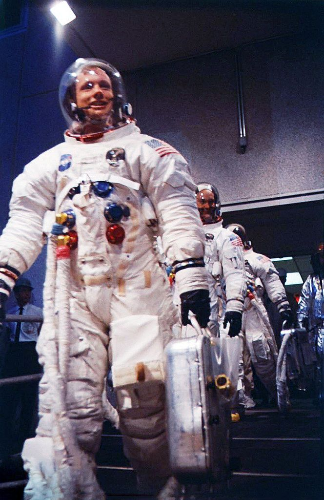 nasa apollo 11 astronauts - photo #13