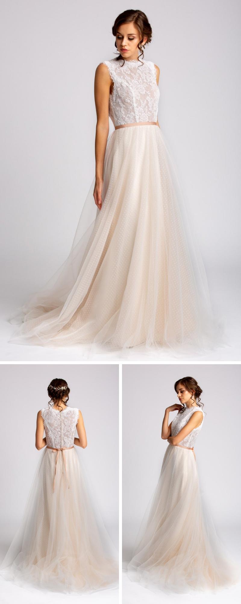 Fein und luftig: Brautkleider Trends für jeden Brauttyp ...