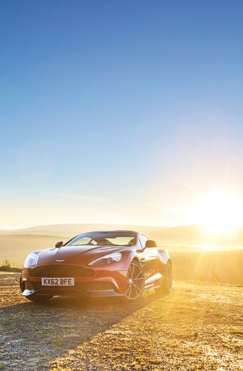 http://chicerman.com  automotivated:  Aston Martin Vanquish (by deanphoto.co.uk)  #cars