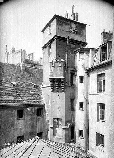 Hôtel des Archevêques de Sens - Paris