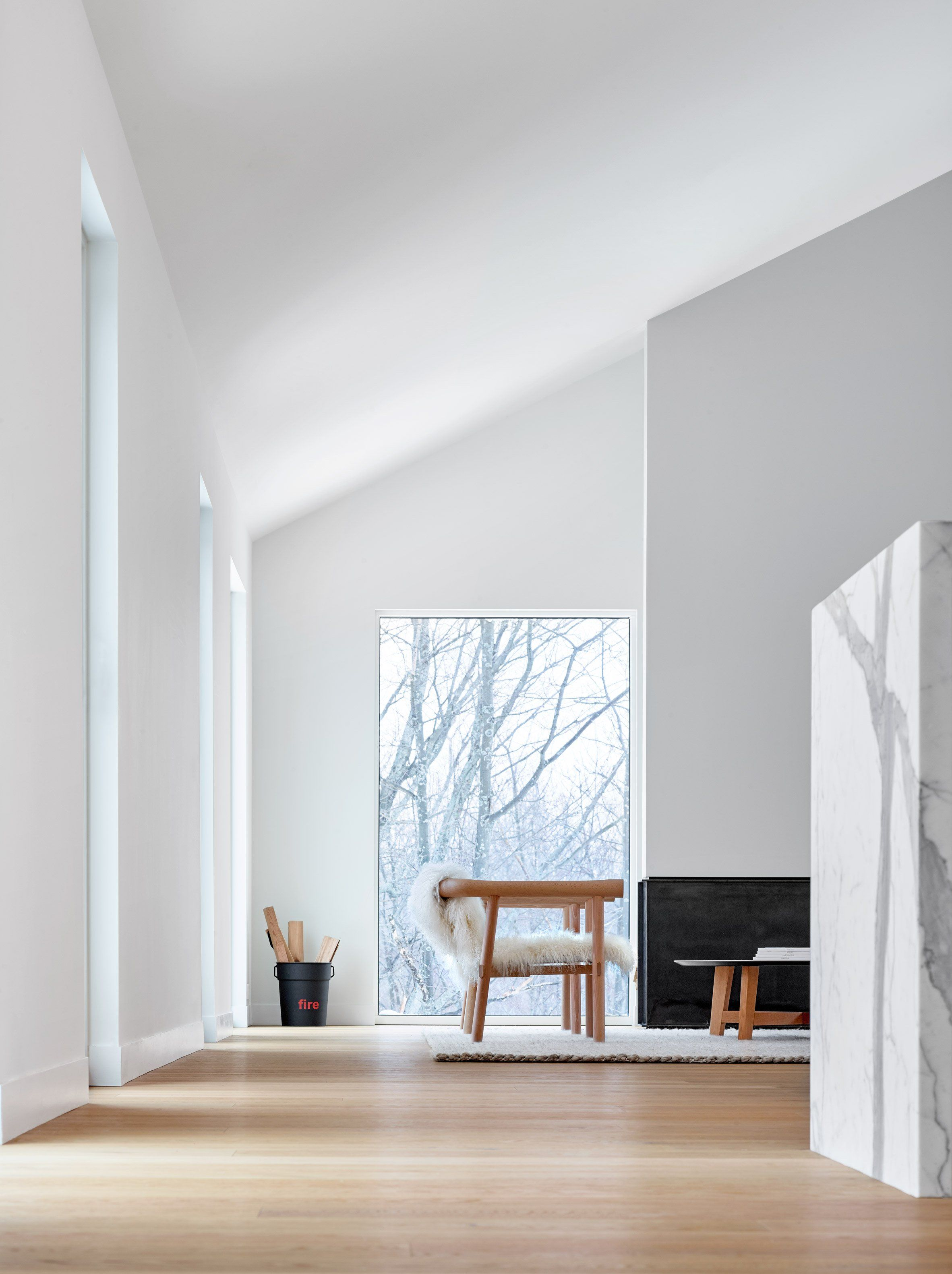 Alta Chalet by Atelier Kastelic Buffey second home Pinterest