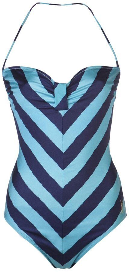 Yves Saint Laurent Vintage 'Ultimate Resort Set' swimsuit auf shopstyle.de
