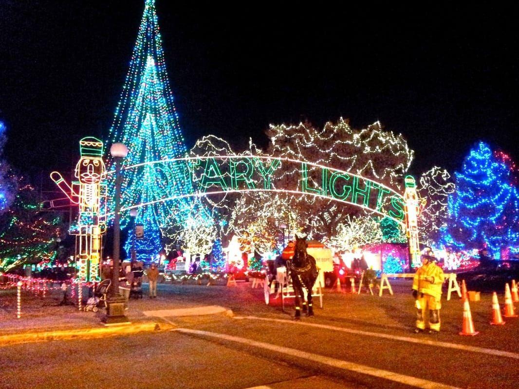 Christmas Lights In La Crosse Holiday Lights In La Crosse Rotary Lights La Cro Christmas Light Displays Best Christmas Light Displays Holiday Lights Display