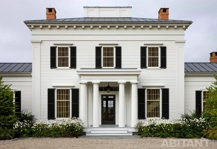 Классические фасады. Фотобрейк. Лучшие исторические идеи для фасадов ...