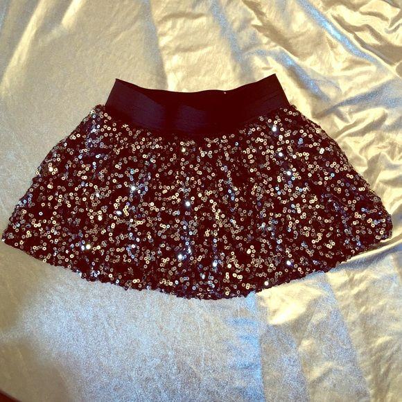 💕Justice💕 Sequin Skater Skirt! 💕Justice💕 Sequin Skater Skirt! Justice Bottoms Skirts