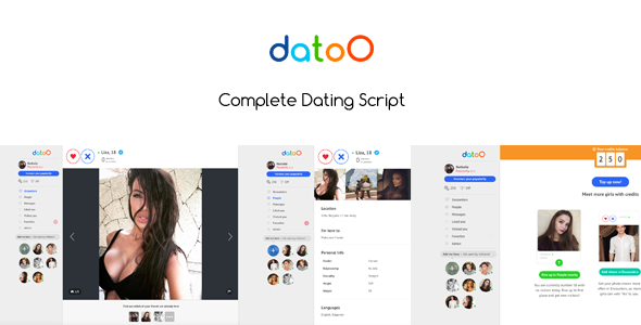 Free dating software