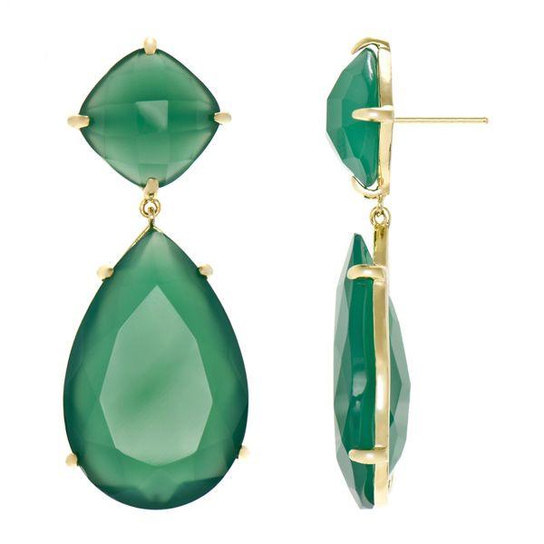 Like Angelina S Oscar Earrings