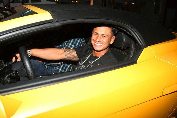 Pauly D In His Lamborghini Stars And Cars Quot University
