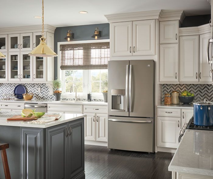 8 Casual Meets Modern Kitchen Ideas, Thomasville Cabinet Reviews