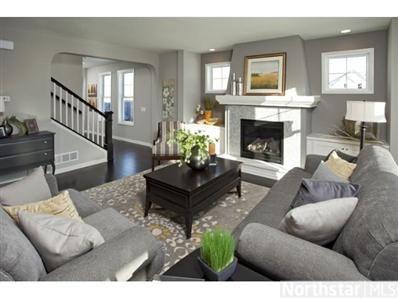 The Woodbridge Winter 2012 Spirit Of Brandtjen Farm Lakeville MN Living Room
