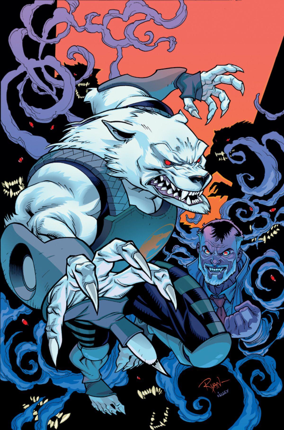 The Astounding Wolf Man By Roboworks On Deviantart Werewolf