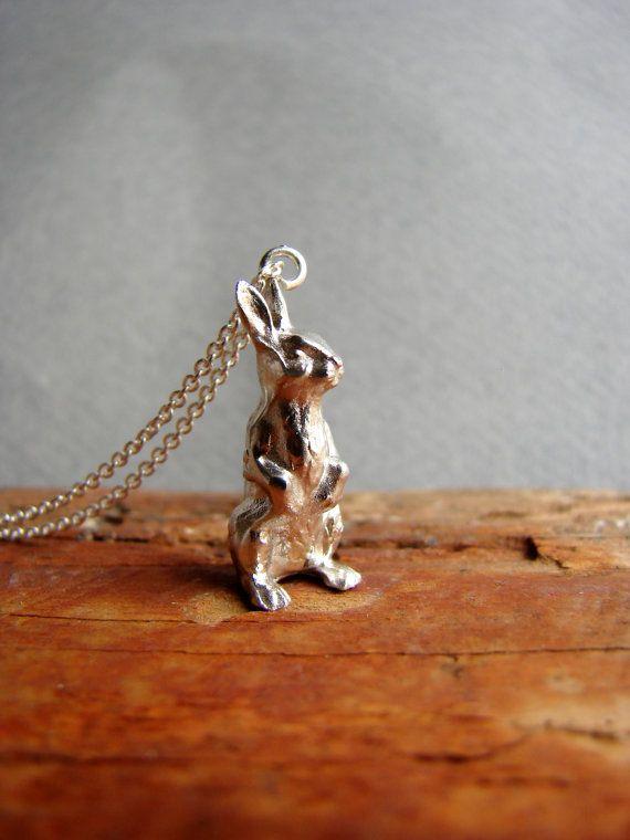 Short Pendant - Rabbit by VIDA VIDA K5lSbmop