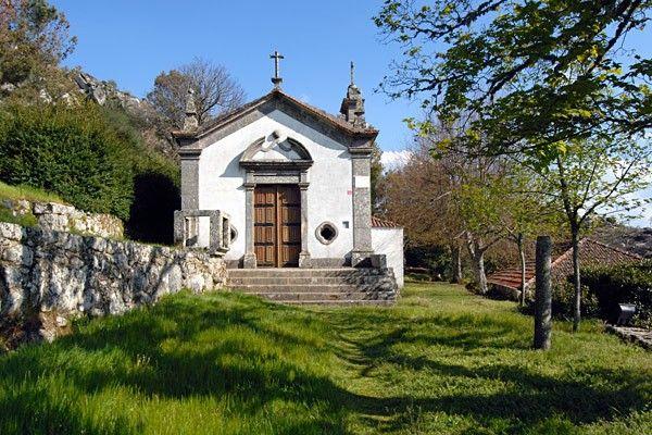 Capela De Nossa Senhora Da Piedade Gogim Sao Martinho Das Chas