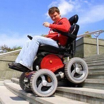all terrain wheelchairs images - all terrain wheelchairs photos   Wheelchair, Electric wheelchair, Powered wheelchair
