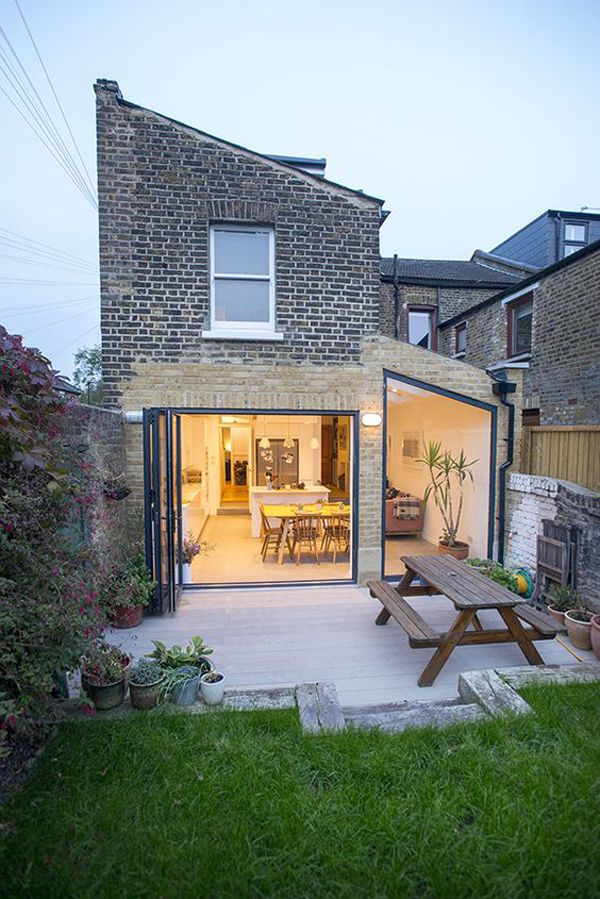 35 Fabulous House Extension Ideas For Your Extra Room House Extension Design House Extensions House Exterior