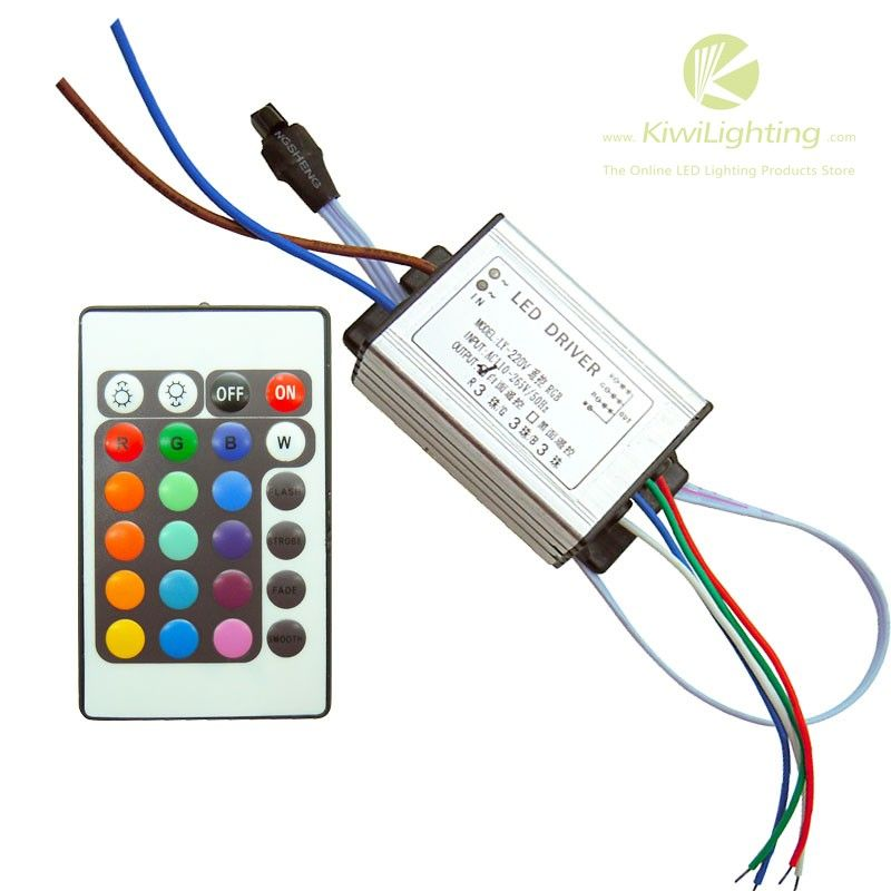 Dc 12v 900ma Led Driver For 10w Rgb Led Lights Input Ac 85v 265v Ip67 Waterproof Official Kiwi Lighting Blog Led Lights Rgb Led Lights Rgb Led