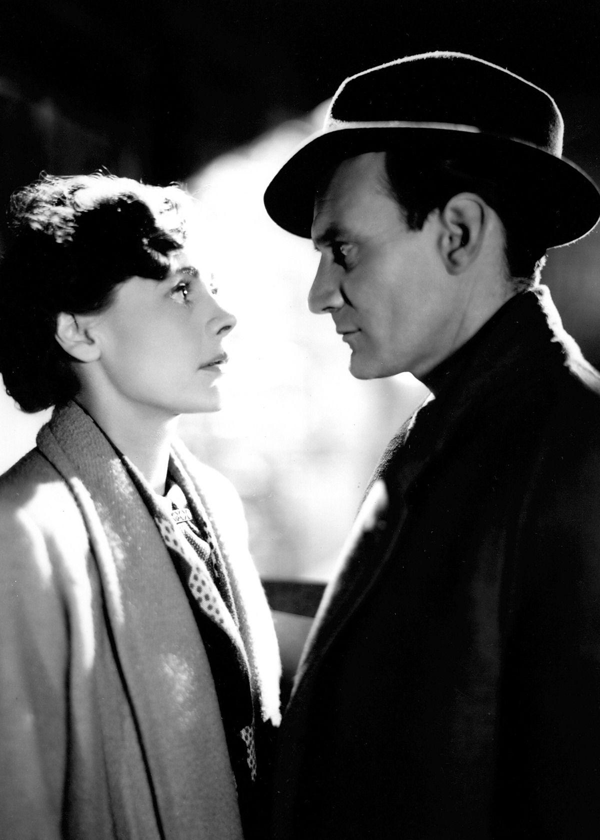 Celia Johnson (Laura Jesson) & Trevor Howard ('Dr. Alec