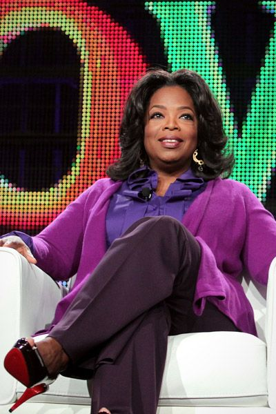 oprah winfrey ceo of own network plus she 39 s oprah my vision board pinterest. Black Bedroom Furniture Sets. Home Design Ideas