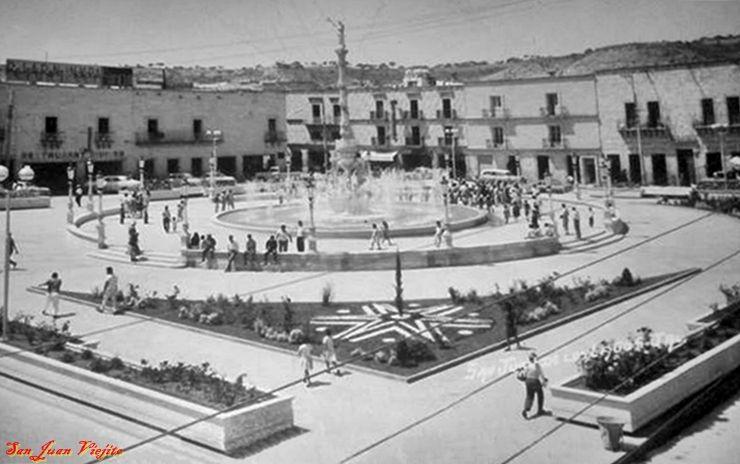 Plaza de San Juan de los Lagos 12