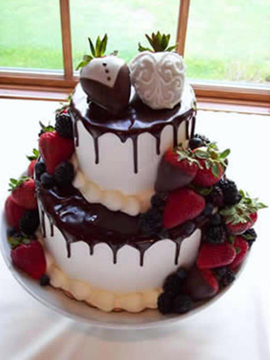 Tiered Wedding Cakes 7 St Moritz Bakery Birthday Wedding