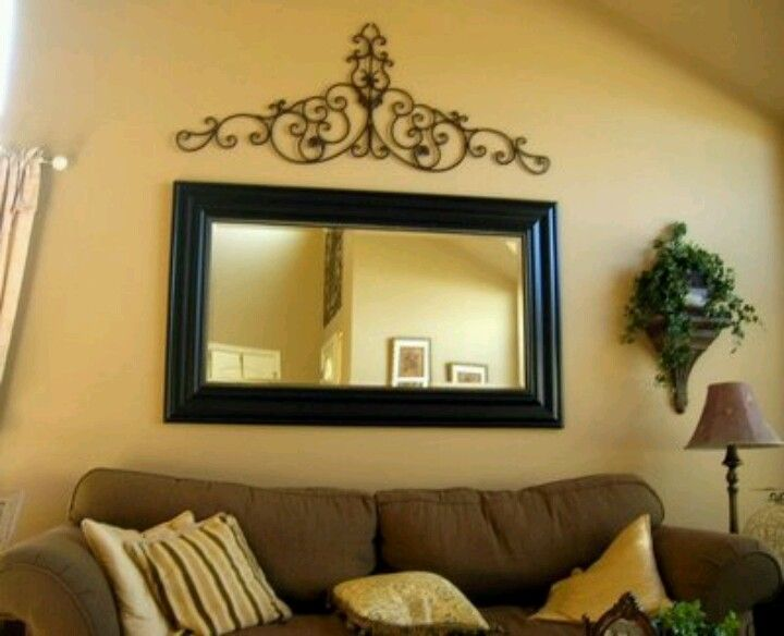 Great for if u have a large wall to decorate.... Or above the ...