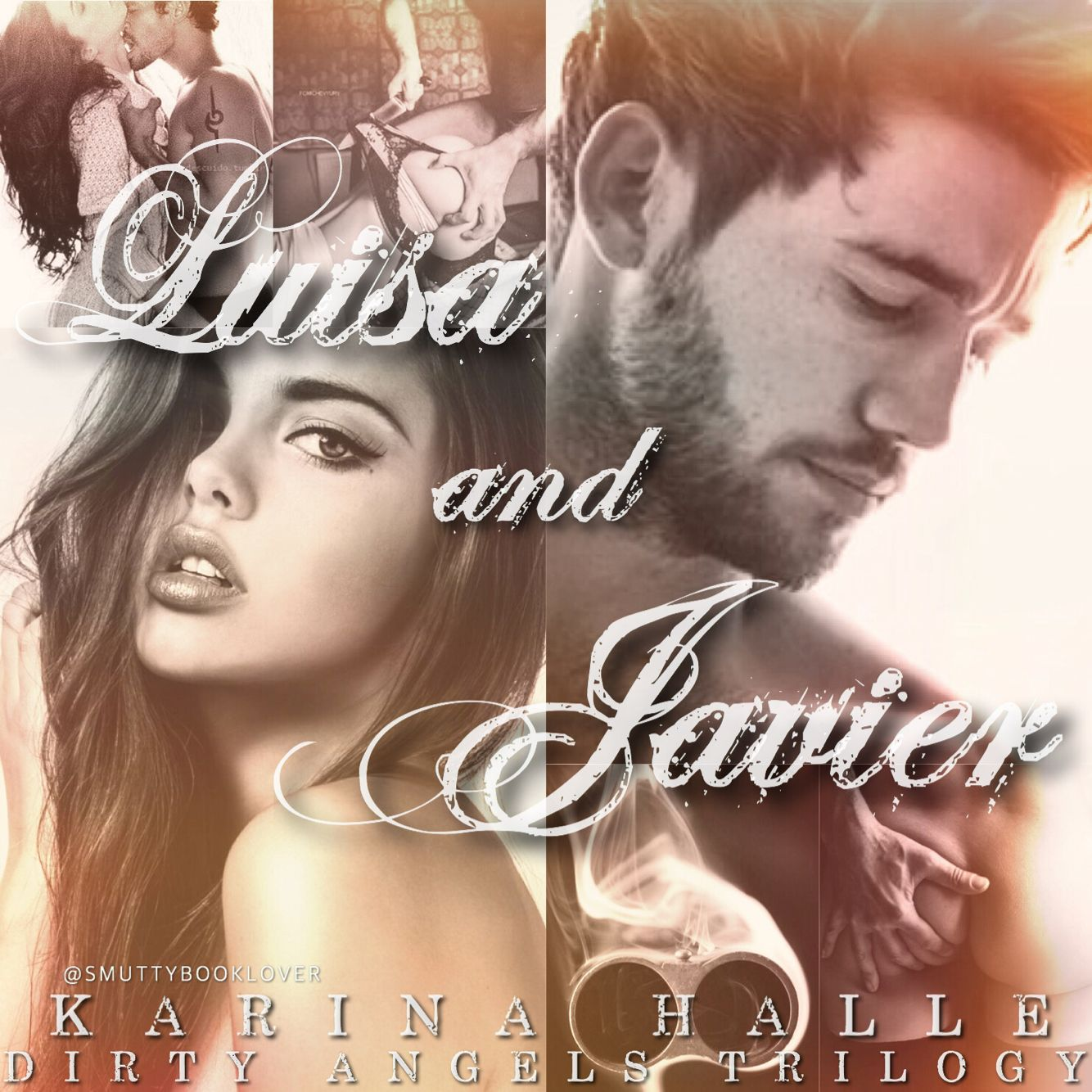 Dirty Angels Trilogy by Karina Halle