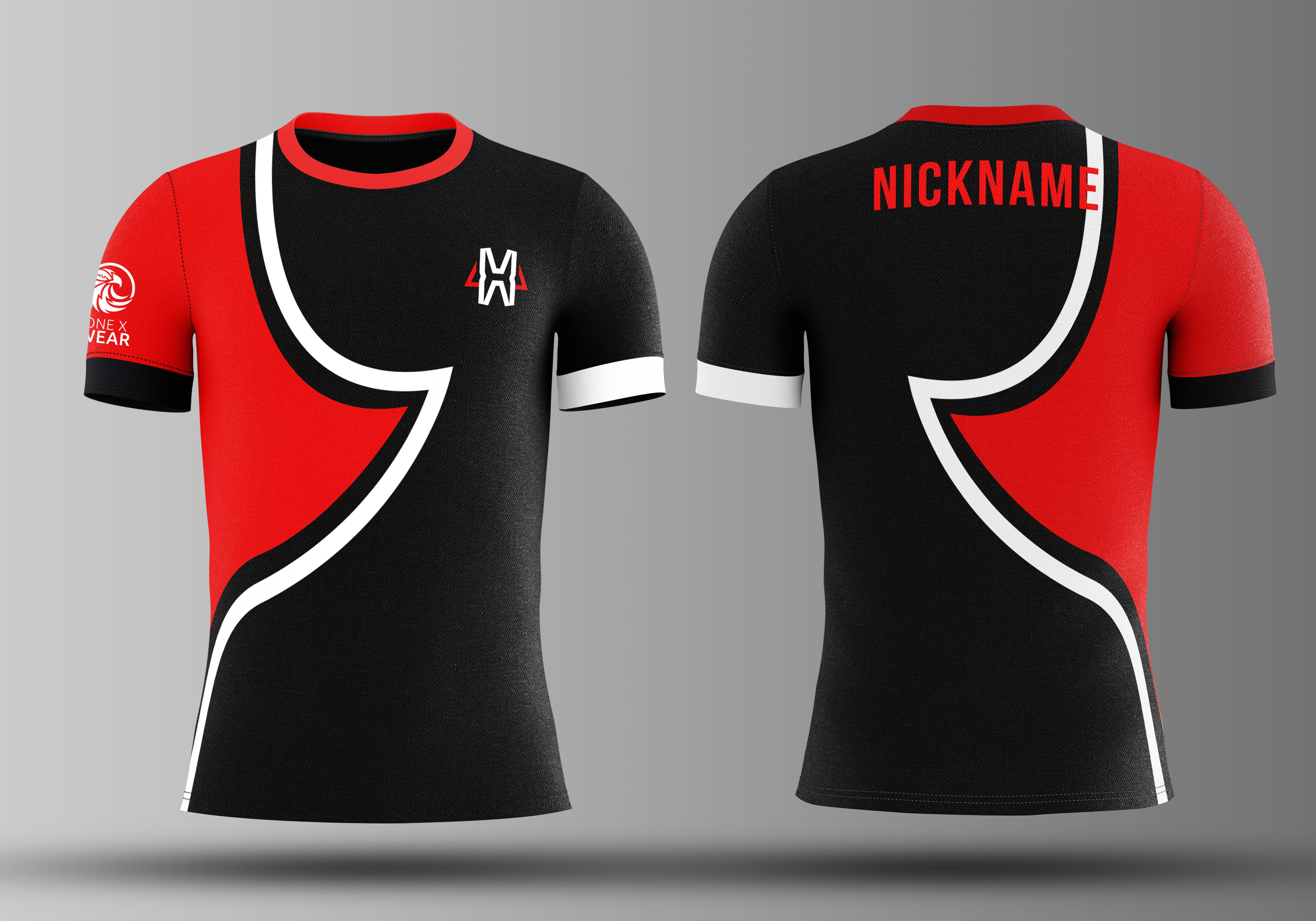 Download Under21 I Will Design Jersey For Esports Soccer Etc In 24 Hours For 10 On Fiverr Com Sport T Shirt Sleeves Clothing Shirt Template