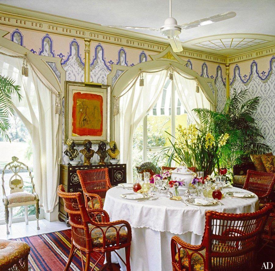 Look Inside Valentino's Extravagant Roman Home