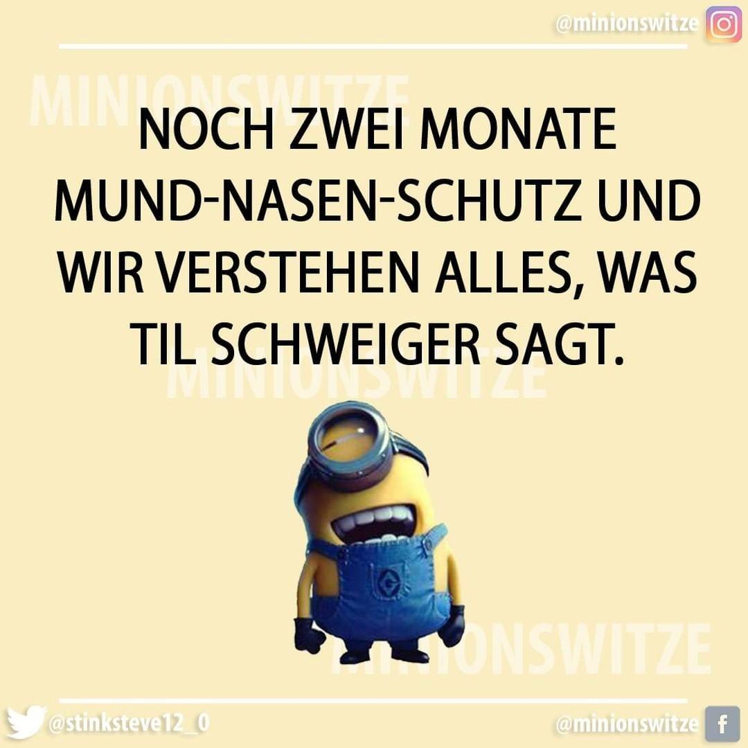 """Minionswitze und Sprüche on Instagram: """". . . . . . . . # ..."""