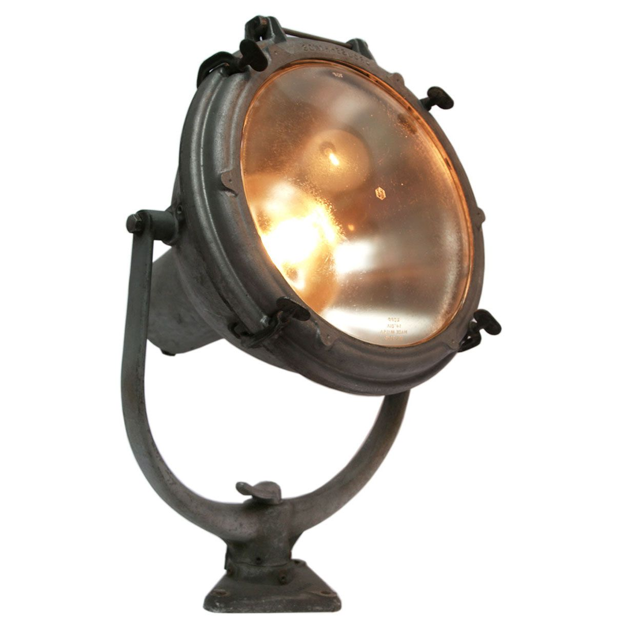 Crouse Hinds Spot | Lights | 360volt. The Biggest Collection Vintage  Industrial Lighting. Specialized In Factory, Enamel And Industrial Lamps.  Www.360volt. ...