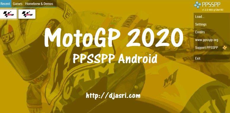 Download Motogp 2020 Ppsspp Iso Terbaru Android Motogp Main Game Moto