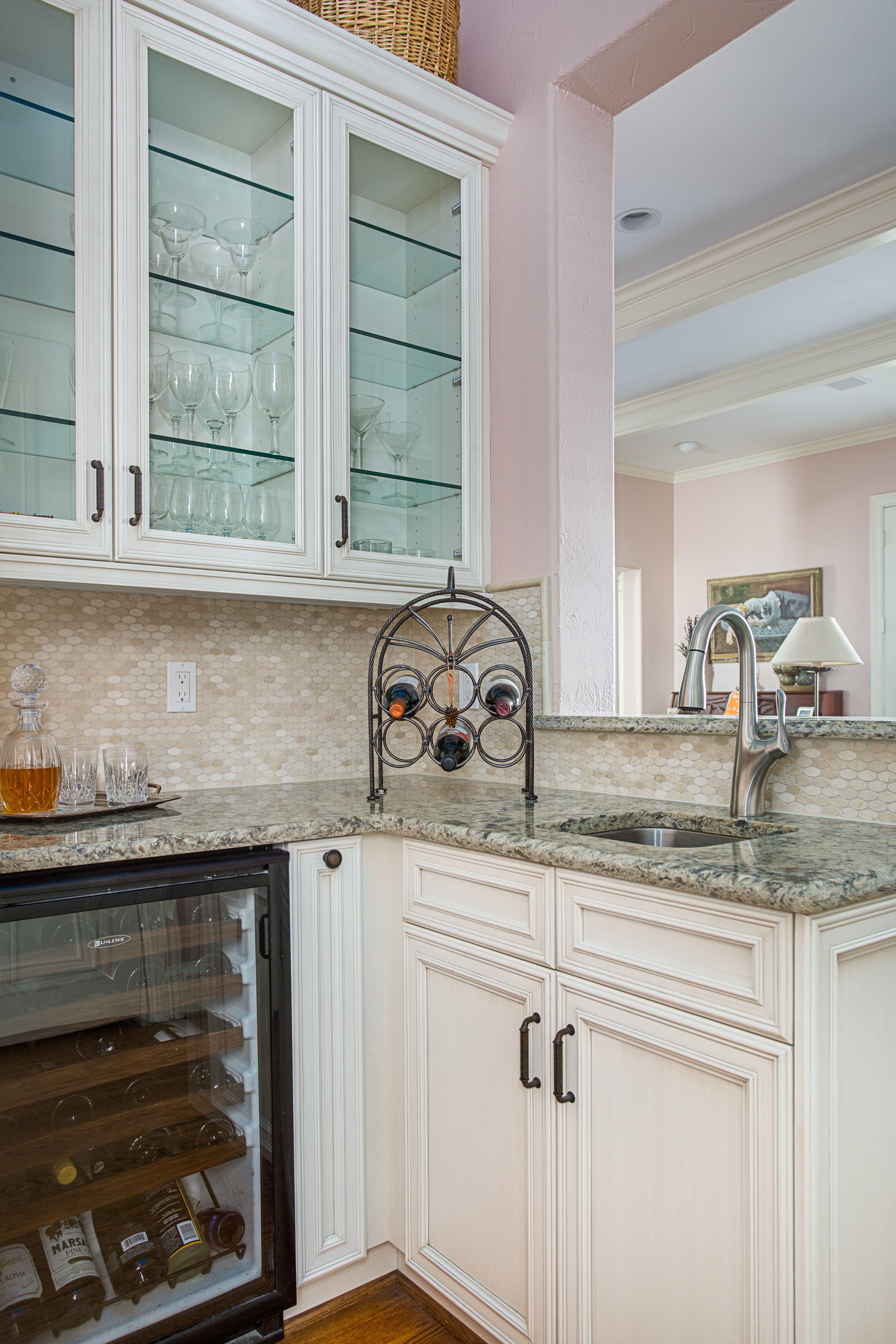 Kitchen Design Dallas Tx Amazing Traditional Southwestern Styled In Home Wet Bar  Kitchen Design Decorating Design
