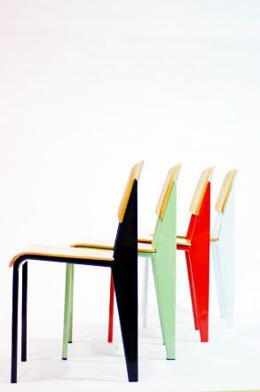 Standard Chair by Pink & Brown