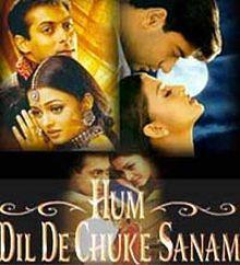 Hum Dil De Chuke Sanam Bollywood Movies Indian Movies Hindi Movies