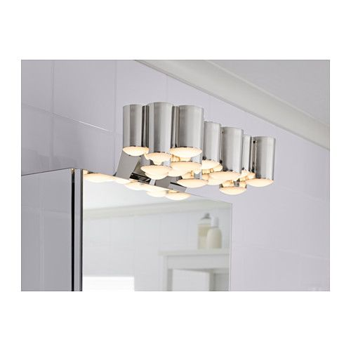 S dersvik led cabinet wall light ikea led y iluminaci n - Luces bano ikea ...