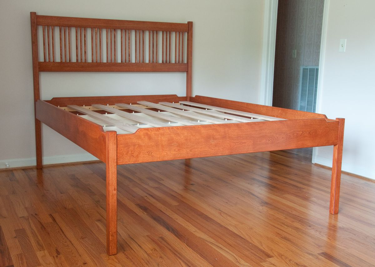 Elevated Designs for small spaces! Tall bed frame, Tall