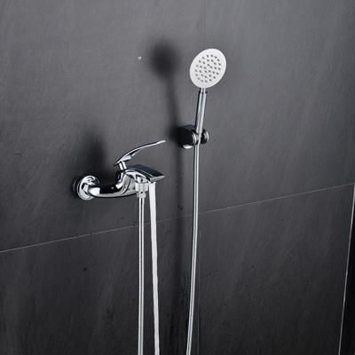 Type Bath Shower Faucets Installation Type Wall Mounted Valve