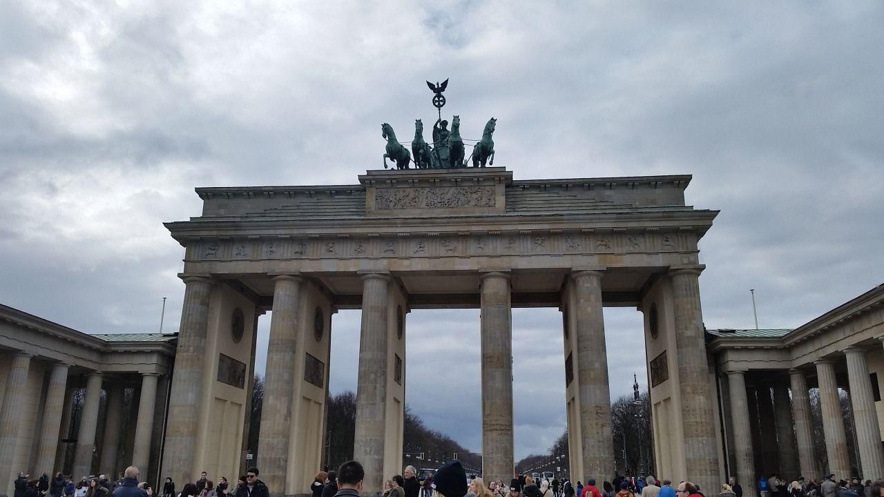 Brandenburger Tor Berlin Germany Brandenburger Germany Tor In 2020 Berlin City Brandenburg Gate Germany