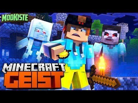 MINECRAFT GEIST SELBER SPIELEN Playmodkistede Serverstart - Minecraft real spielen