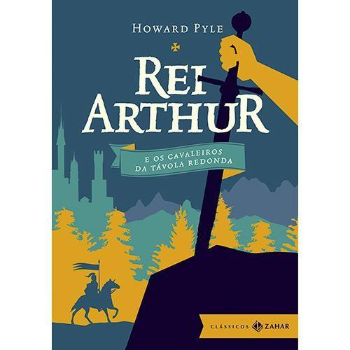 Livro Rei Arthur E Os Cavaleiros Da Tavola Redonda Edicao Bolso
