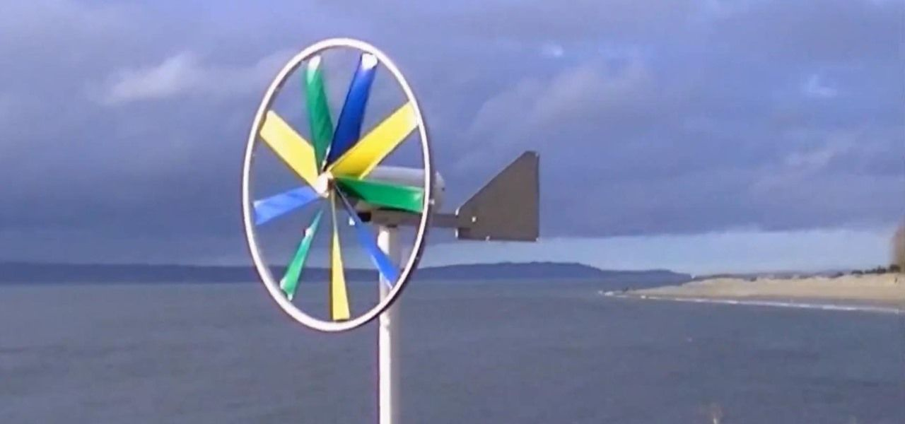 Forum Thread How To Build Your Own Bicycle Wheel Wind Turbine For