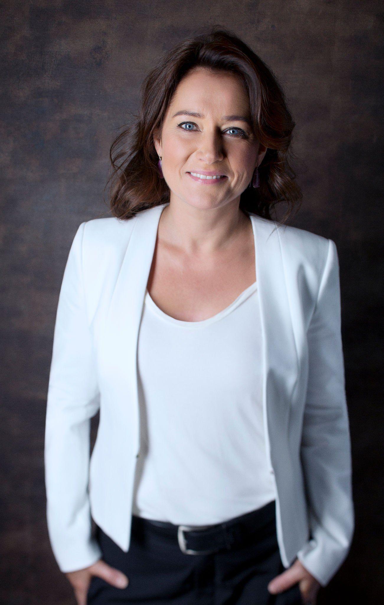 Sidse Babett-Knudsen | Danish actresses, Leather jacket
