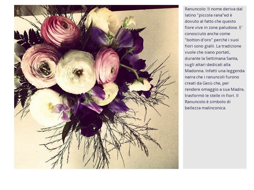 bouquet per una splendida ottantenne - Created on Tactilize