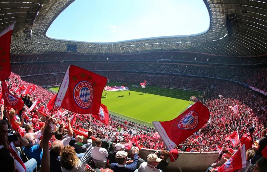 Allianz Arena <3