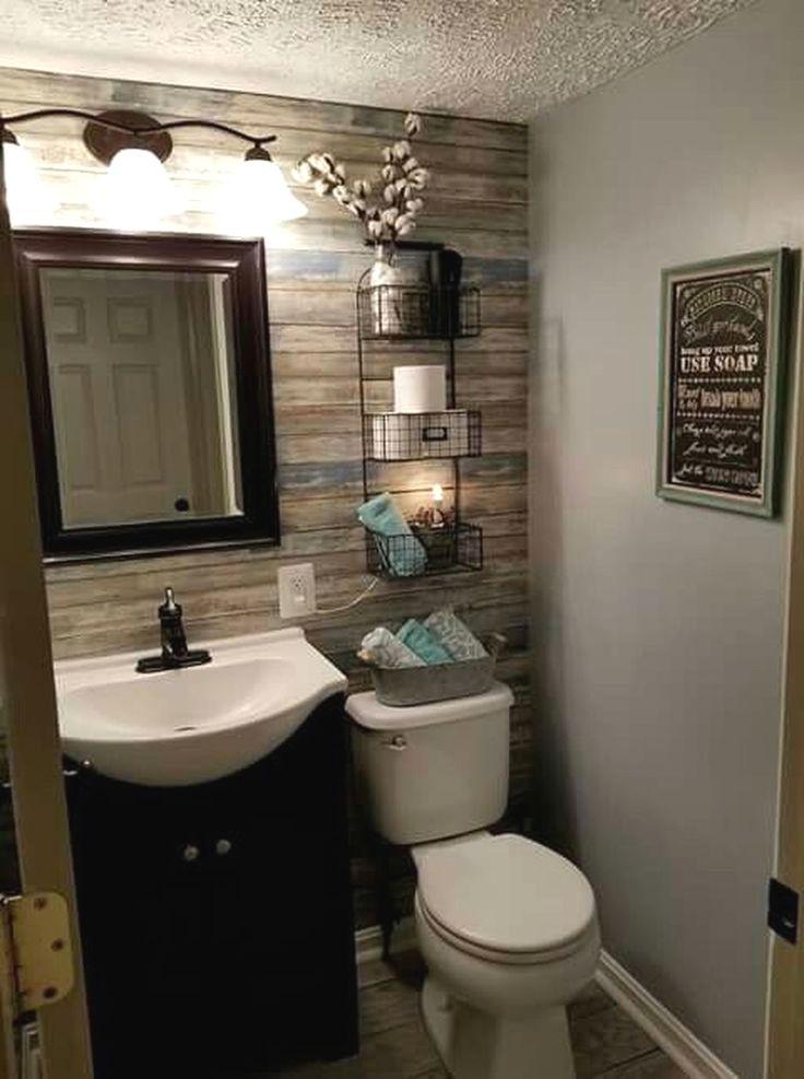 30 Amazing Cottage Bathroom Design Ideas With Images Bathroom Remodel Small Budget Small Bathroom Decor Small Bathroom