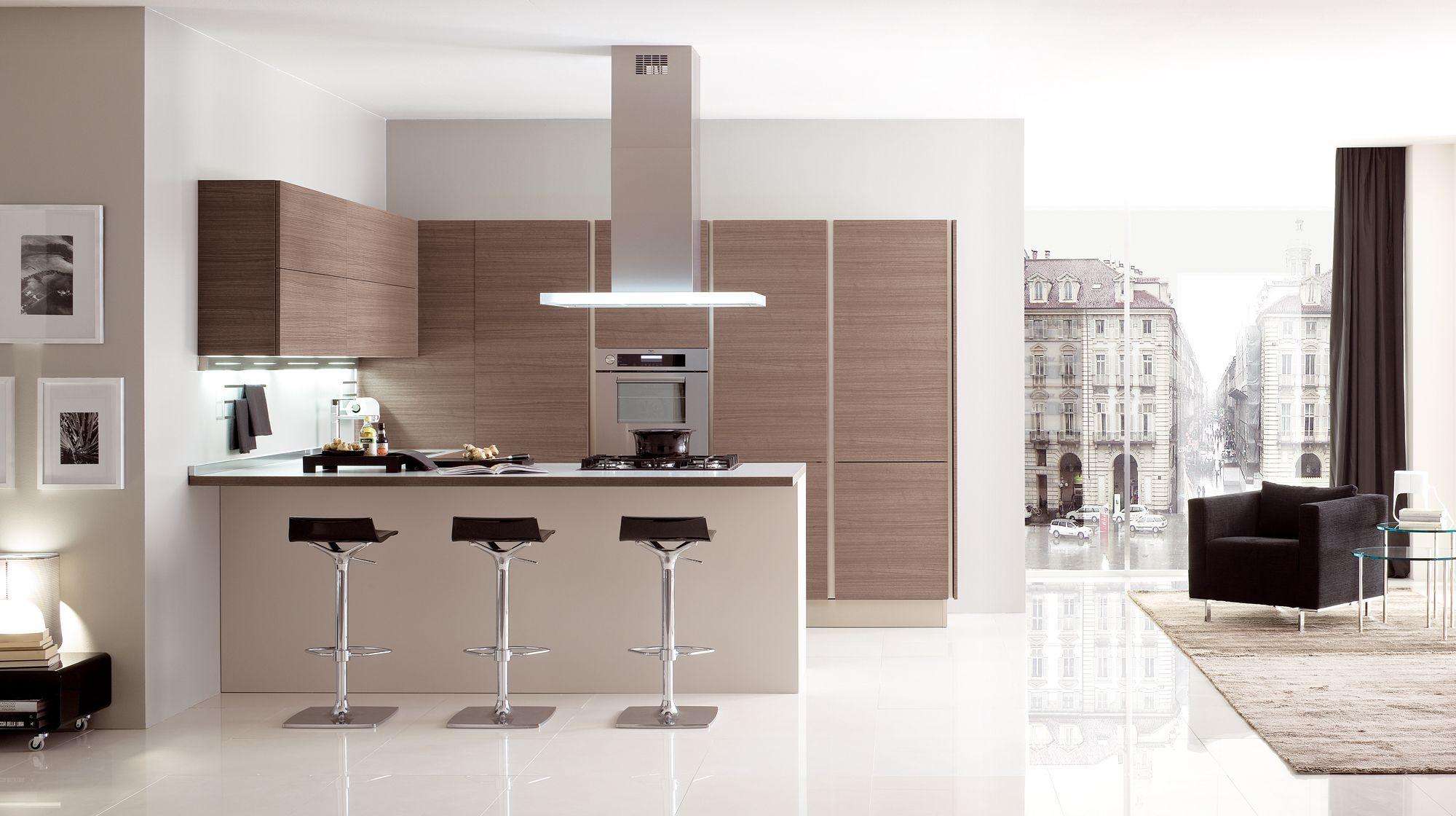 Veneta Cucine  Modern Kitchen Cabinets  Oyster Decor