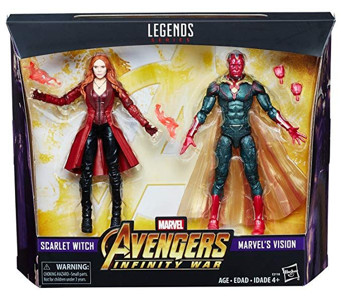 Hasbro Marvel Legends Series Avengers Red Hulk Figure TRU Canada Exclusive