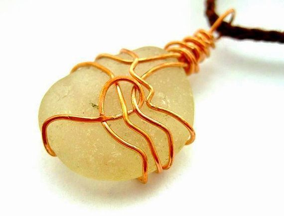 Irish sea glass pedant in Copper. Pale Amber. Nectar for Neptune #irishsea Irish sea glass pedant in Copper. Pale Amber. by HandmadebyAmor #irishsea Irish sea glass pedant in Copper. Pale Amber. Nectar for Neptune #irishsea Irish sea glass pedant in Copper. Pale Amber. by HandmadebyAmor #irishsea